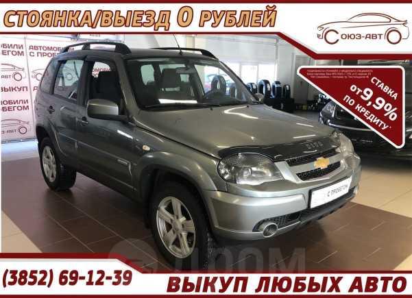 Chevrolet Niva, 2016 год, 485 000 руб.