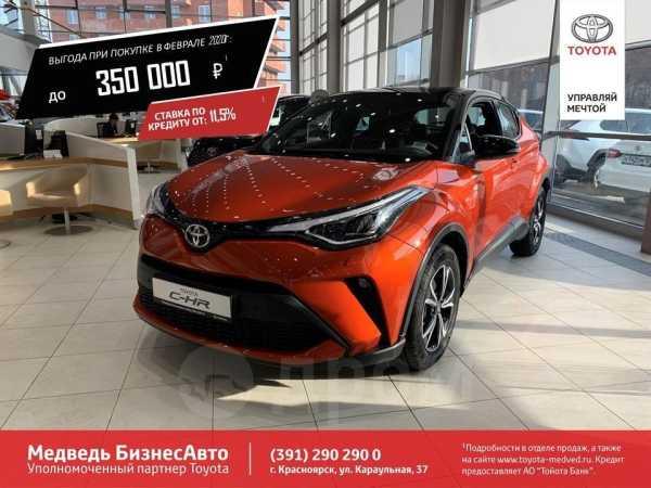 Toyota C-HR, 2019 год, 2 068 000 руб.