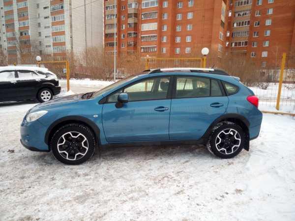 Subaru XV, 2013 год, 870 000 руб.