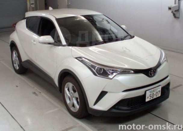 Toyota C-HR, 2017 год, 1 150 000 руб.