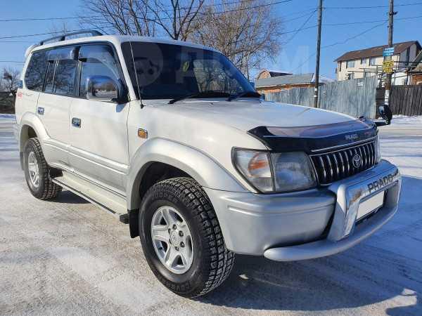 Toyota Land Cruiser Prado, 1999 год, 725 000 руб.