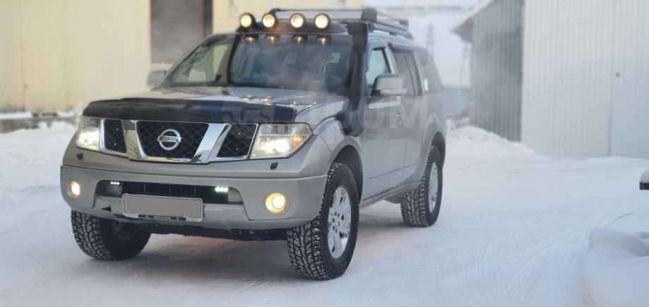Nissan Pathfinder, 2008 год, 770 000 руб.