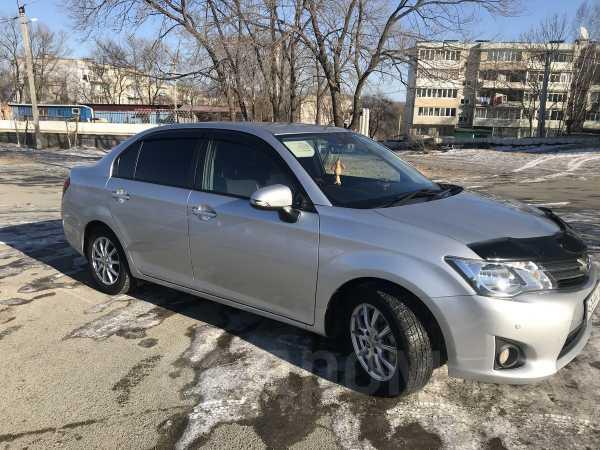 Toyota Corolla Axio, 2014 год, 640 000 руб.