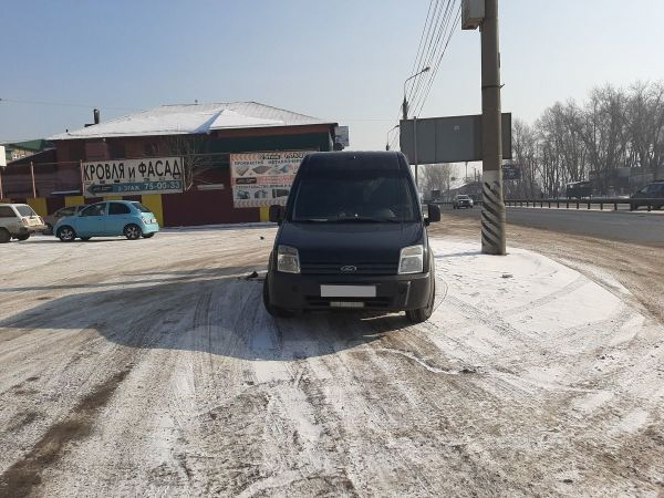 Ford Tourneo Connect, 2008 год, 370 000 руб.