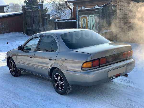 Toyota Sprinter, 1993 год, 139 000 руб.