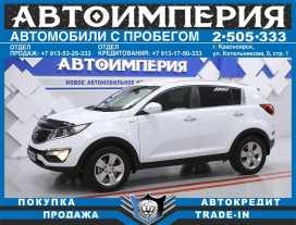 Красноярск Kia Sportage 2012