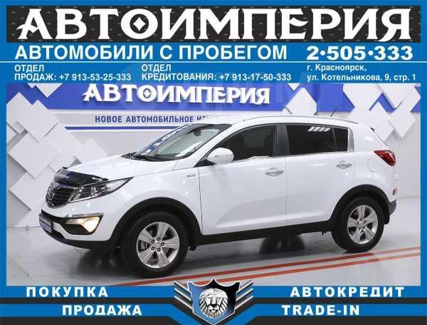 Kia Sportage, 2012 год, 873 000 руб.