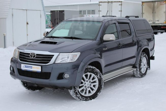 Toyota Hilux Pick Up, 2012 год, 1 197 000 руб.