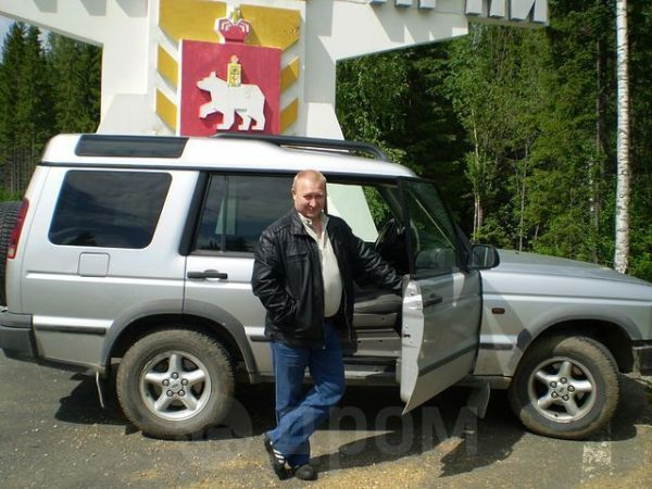 Land Rover Discovery, 2002 год, 350 000 руб.