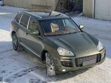 Иркутск Cayenne 2007