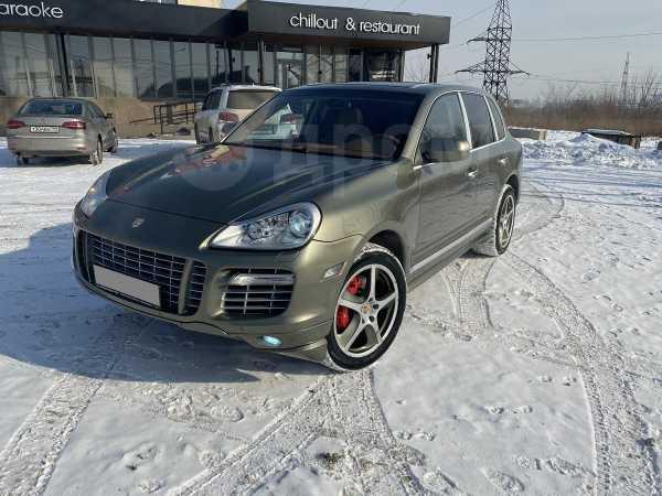 Porsche Cayenne, 2007 год, 800 000 руб.