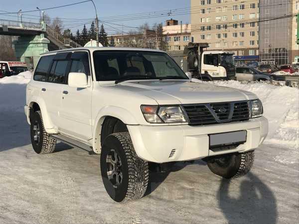 Nissan Safari, 2001 год, 699 000 руб.