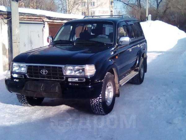Toyota Land Cruiser, 1996 год, 880 000 руб.