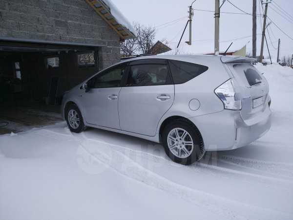 Toyota Prius a, 2012 год, 975 000 руб.