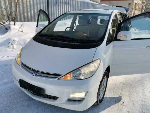 Toyota Estima, 2005 год, 430 000 руб.