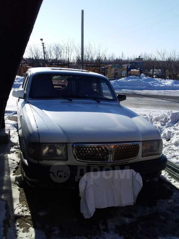 ГАЗ 3110 Волга, 1999 год, 56 000 руб.