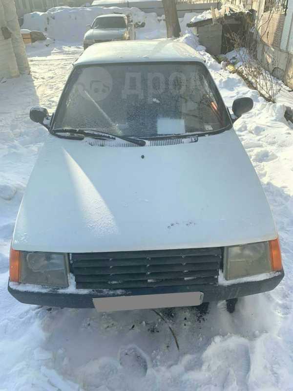ЗАЗ Таврия, 1989 год, 20 000 руб.