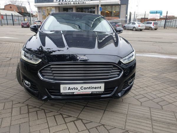 Ford Mondeo, 2016 год, 1 120 000 руб.