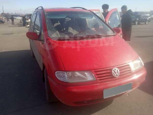Volkswagen Sharan, 1997 год, 300 000 руб.