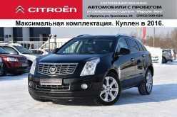 Иркутск Cadillac SRX 2014