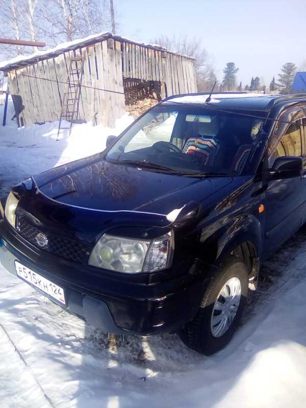 Nissan X-Trail, 2001 год, 370 000 руб.