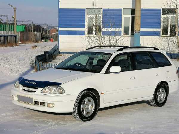 Toyota Caldina, 1999 год, 337 000 руб.