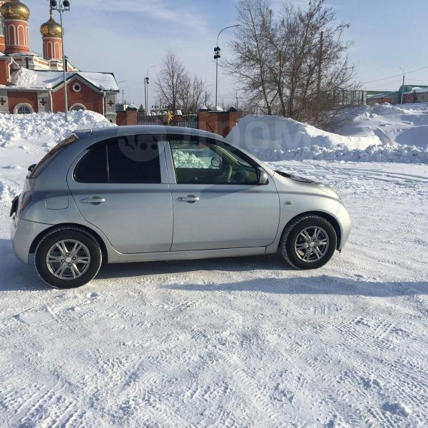 Nissan March, 2002 год, 195 000 руб.