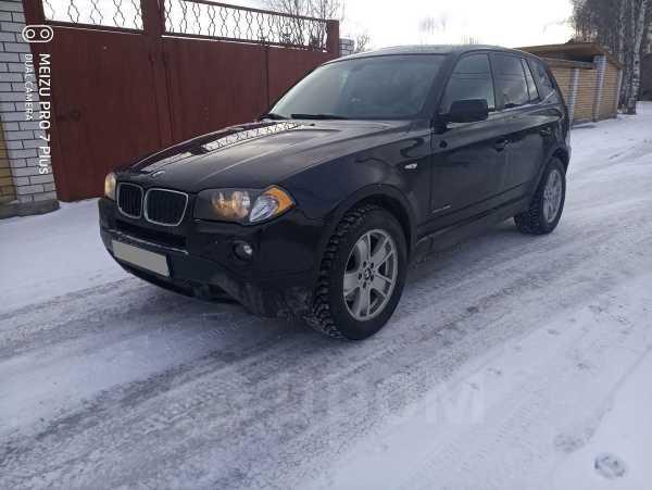 BMW X3, 2009 год, 635 000 руб.