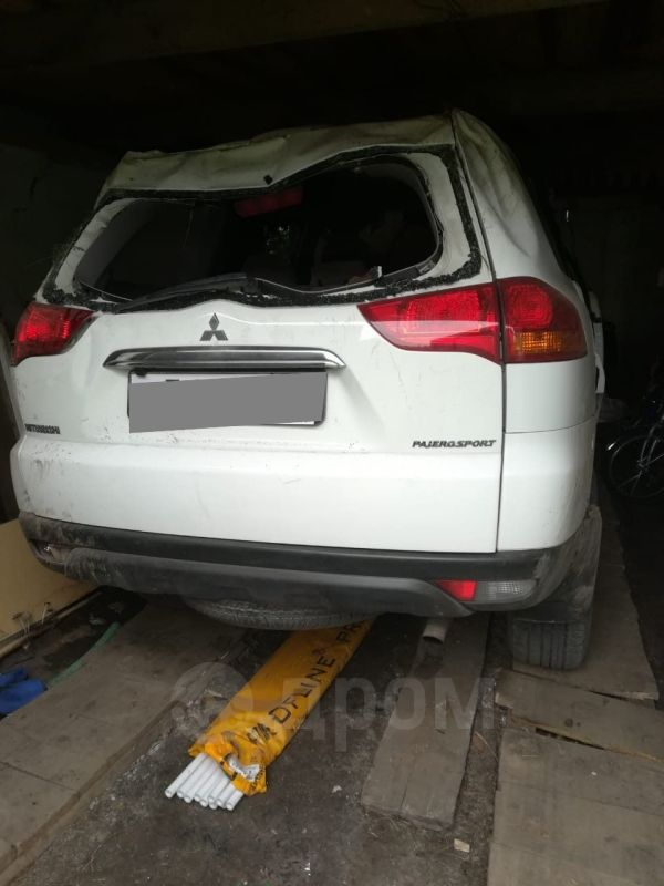Mitsubishi Pajero Sport, 2011 год, 450 000 руб.