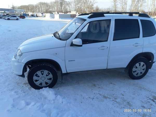 Chevrolet Niva, 2014 год, 364 000 руб.