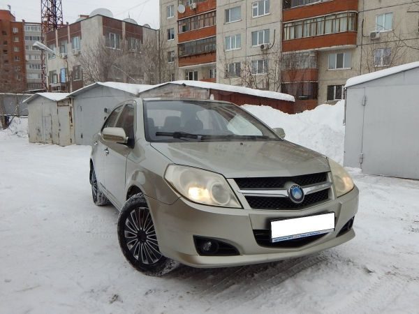 Geely MK, 2010 год, 105 000 руб.