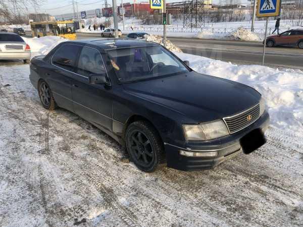 Lexus LS400, 1995 год, 515 000 руб.