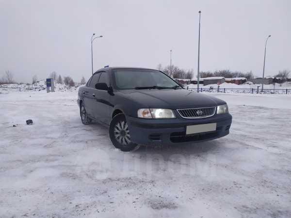 Nissan Sunny, 2000 год, 145 500 руб.