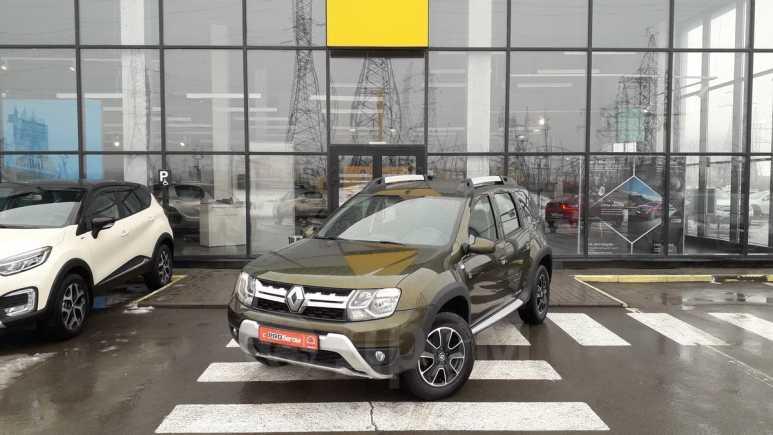 Renault Duster, 2017 год, 770 000 руб.