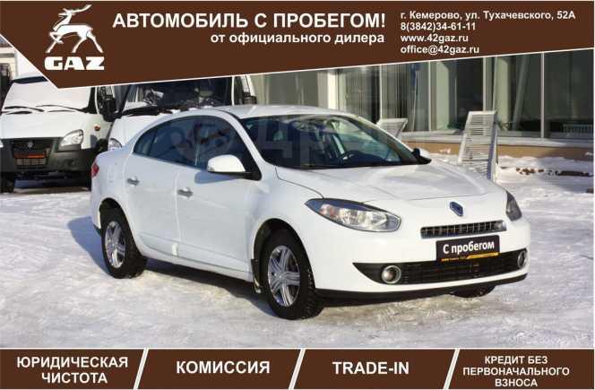 Renault Fluence, 2011 год, 460 000 руб.