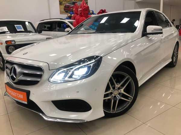 Mercedes-Benz E-Class, 2014 год, 1 470 000 руб.