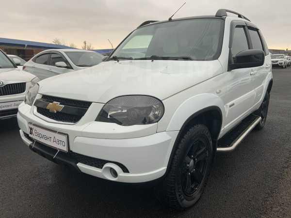 Chevrolet Niva, 2017 год, 587 000 руб.