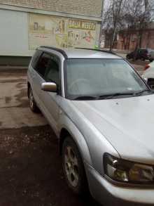 Новозыбков Forester 2003