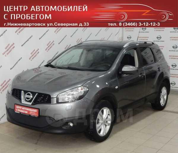 Nissan Qashqai+2, 2011 год, 830 000 руб.