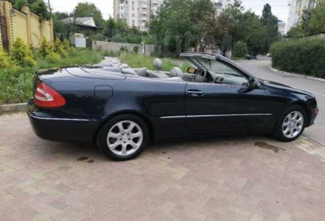 Mercedes-Benz CLK-Class, 2003 год, 520 000 руб.
