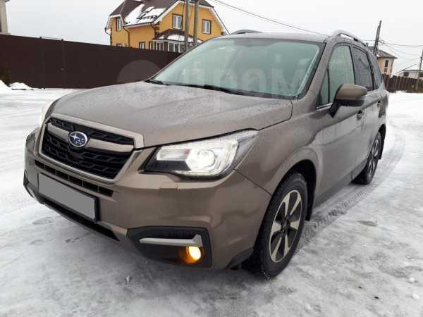 Subaru Forester, 2017 год, 1 560 000 руб.