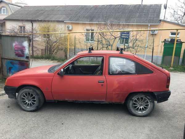 Opel Kadett, 1989 год, 35 000 руб.