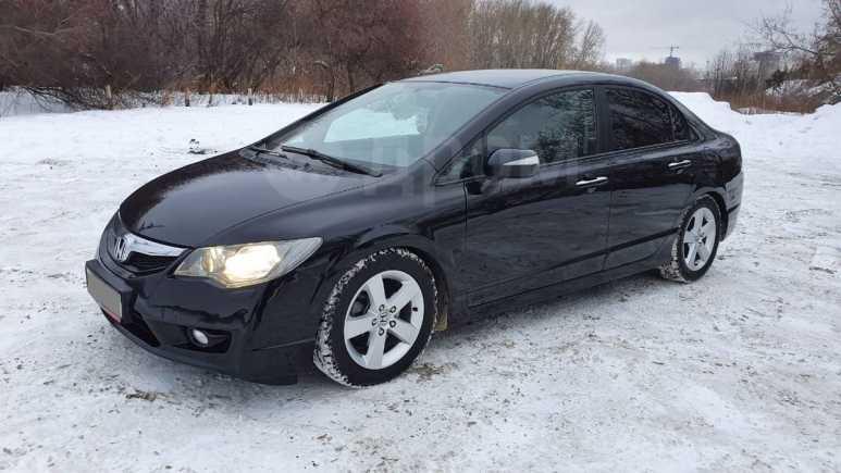 Honda Civic, 2010 год, 555 000 руб.