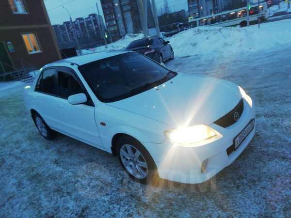 Mazda Familia, 2002 год, 155 000 руб.