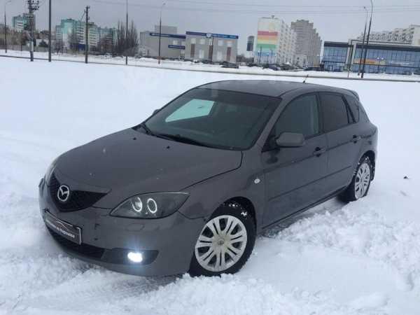 Mazda Mazda3, 2007 год, 329 000 руб.