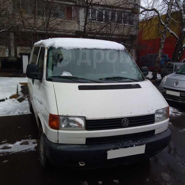 Volkswagen Transporter, 2001 год, 90 000 000 руб.