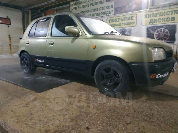 Nissan March, 1997 год, 63 000 руб.