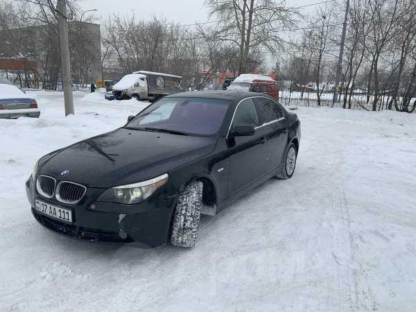 BMW 5-Series, 2005 год, 460 000 руб.