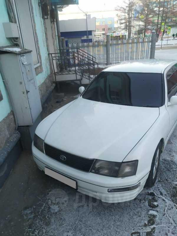 Toyota Celsior, 1996 год, 275 000 руб.