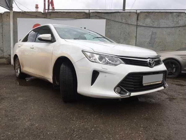 Toyota Camry, 2017 год, 1 199 000 руб.